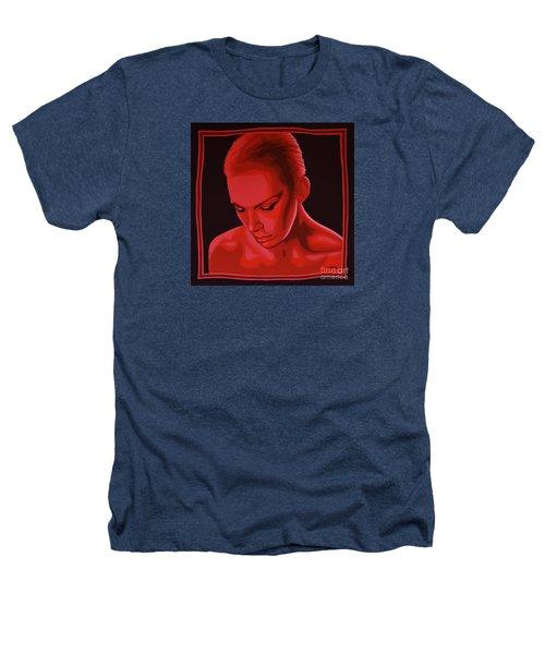 Annie Lennox Heathers T-Shirt by Paul Meijering