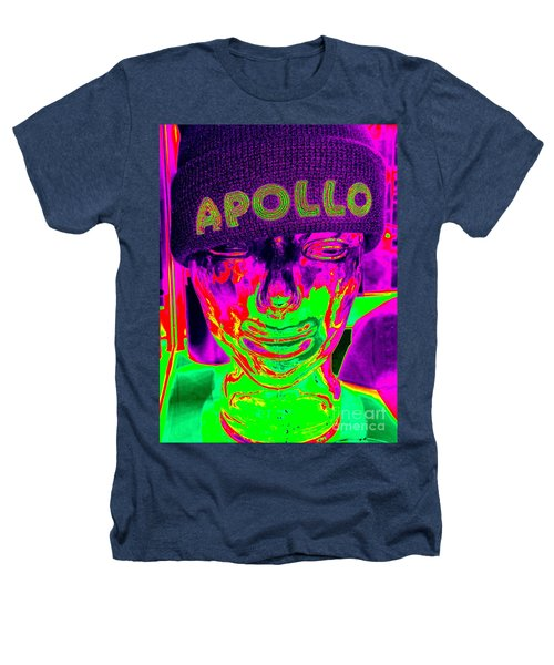Apollo Abstract Heathers T-Shirt by Ed Weidman