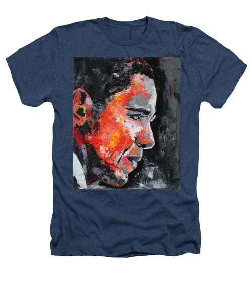 Barack Obama Heathers T-Shirt by Richard Day