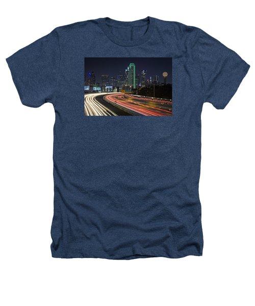 Big D Heathers T-Shirt by Rick Berk