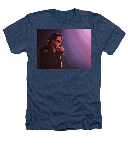 Bono U2 Heathers T-Shirt by Paul Meijering