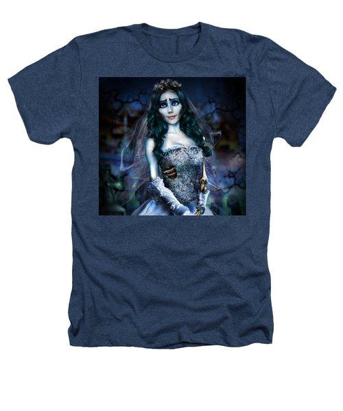 Corpse Bride Heathers T-Shirt by Alessandro Della Pietra