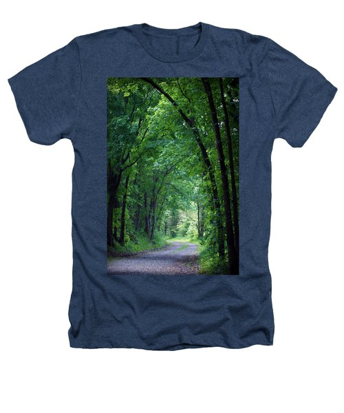 Country Lane Heathers T-Shirt by Cricket Hackmann