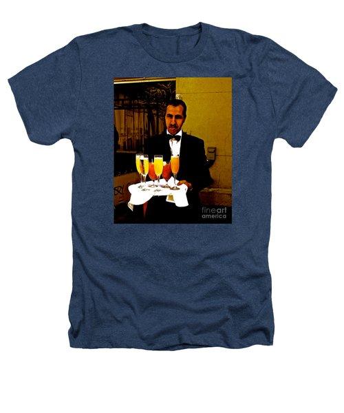 Drinks Anyone? Heathers T-Shirt by Christy Gendalia