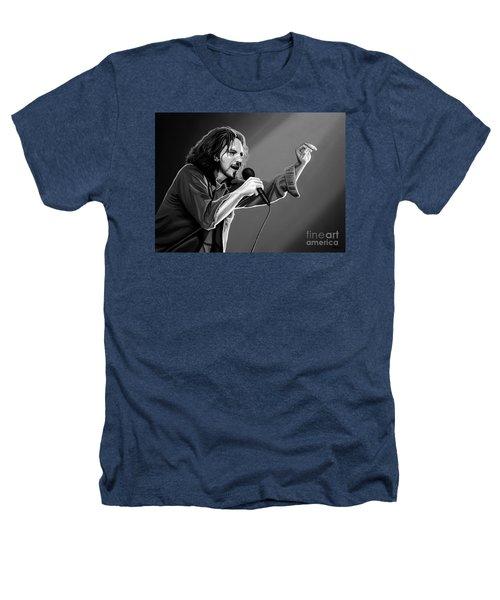 Eddie Vedder  Heathers T-Shirt by Meijering Manupix