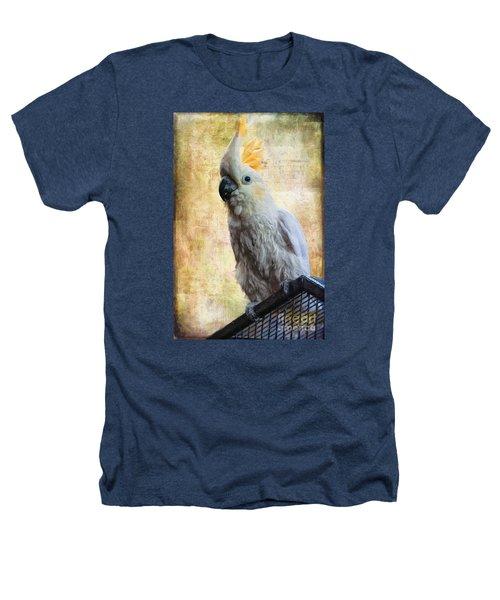 Elegant Lady Heathers T-Shirt by Lois Bryan