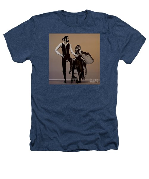 Fleetwood Mac Rumours Heathers T-Shirt by Paul Meijering