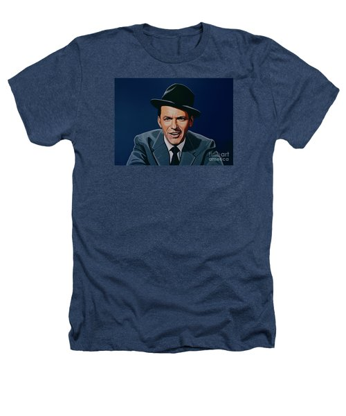 Frank Sinatra Heathers T-Shirt by Paul Meijering