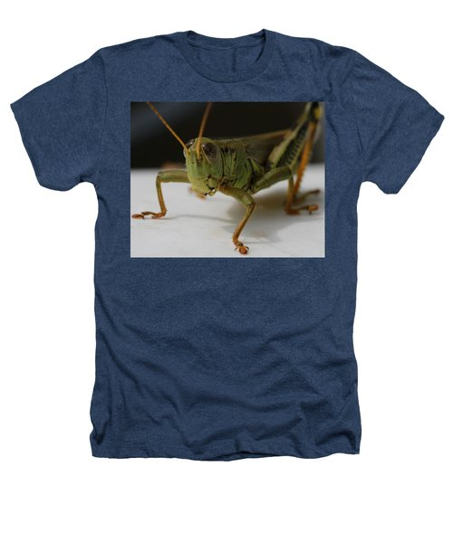 Grasshopper Heathers T-Shirt by Dan Sproul