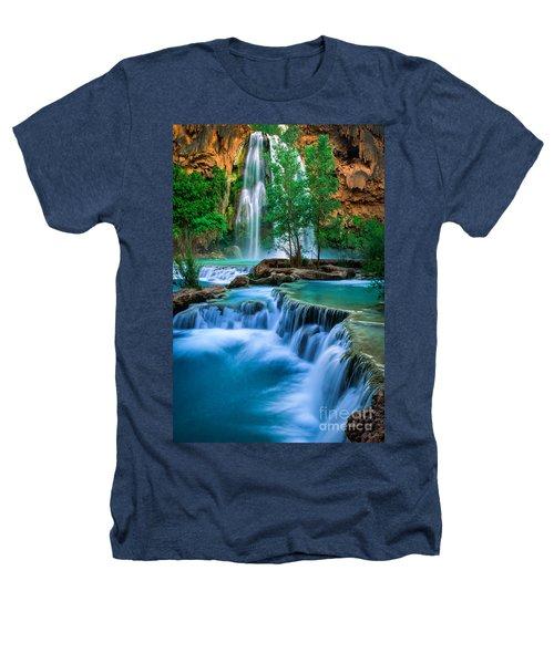 Havasu Paradise Heathers T-Shirt by Inge Johnsson