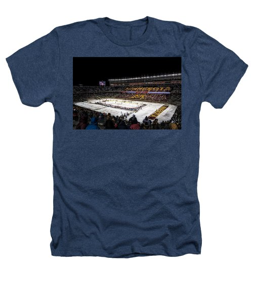 Hockey City Classic Heathers T-Shirt by Tom Gort