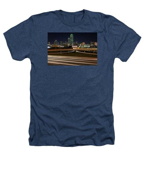 I-35e Dallas Heathers T-Shirt by Rick Berk
