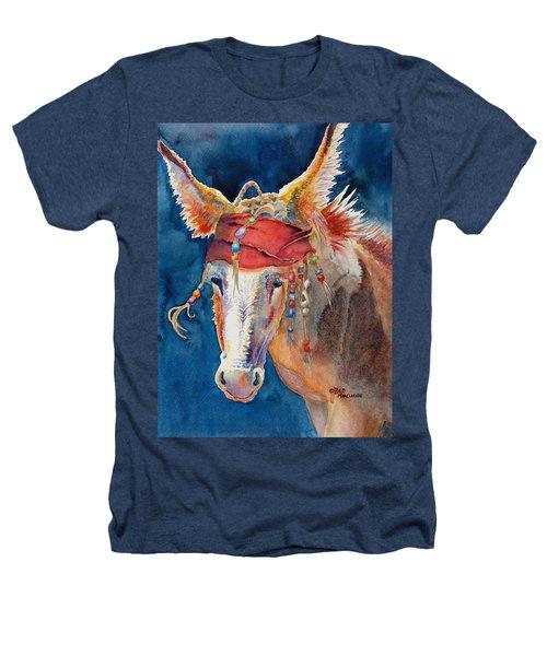 Jack Burro -  Donkey Heathers T-Shirt by Deb  Harclerode