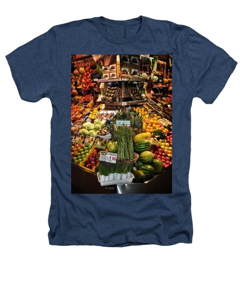 Jewels From The Market  Heathers T-Shirt by Mary Machare