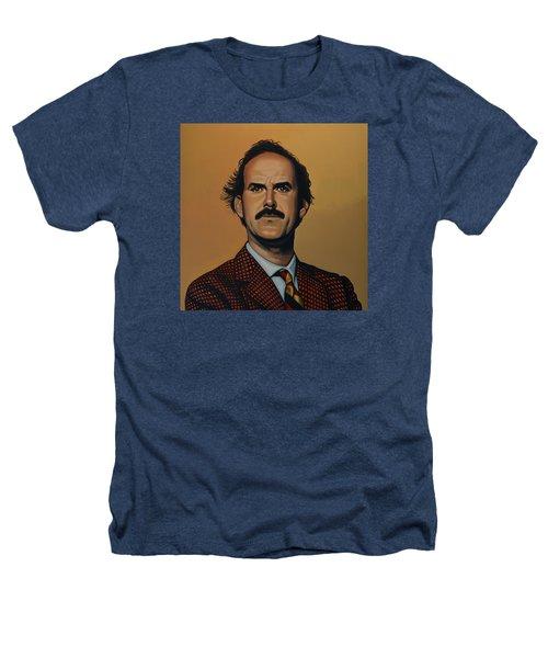John Cleese Heathers T-Shirt by Paul Meijering