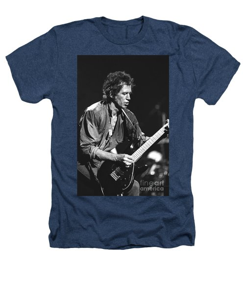 Keith Richards Heathers T-Shirt by Concert Photos