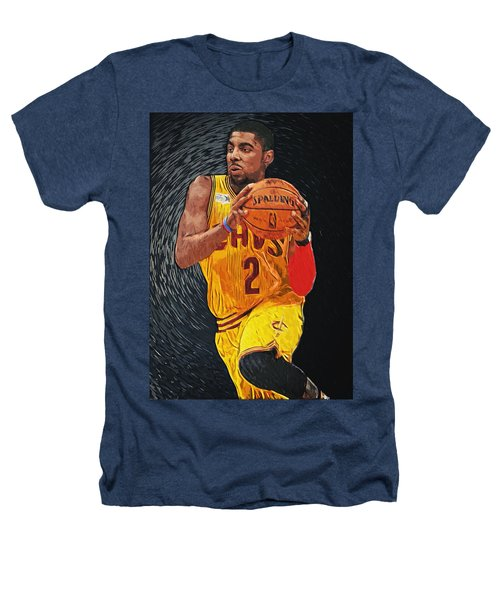 Kyrie Irving Heathers T-Shirt by Taylan Soyturk