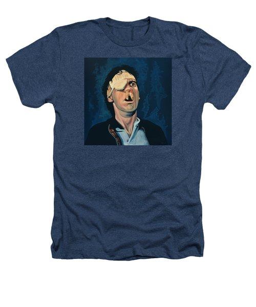 Michael Palin Heathers T-Shirt by Paul Meijering
