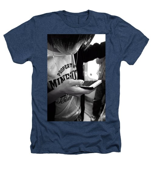 Minesota Kyoto Heathers T-Shirt by Daniel Hagerman