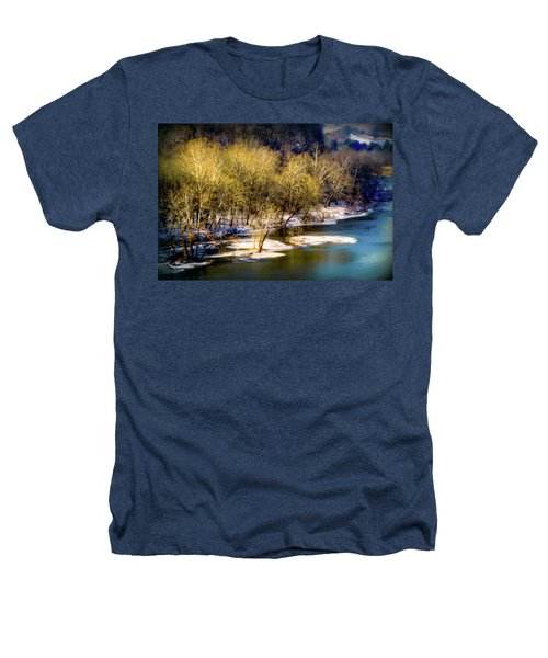Snowy River Heathers T-Shirt by Karen Wiles