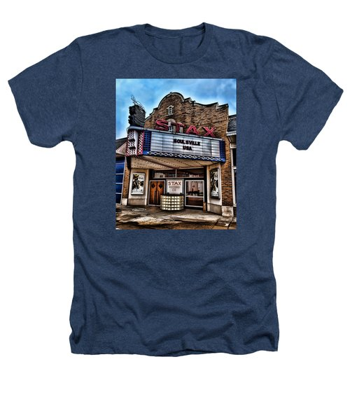Stax Records Heathers T-Shirt by Stephen Stookey