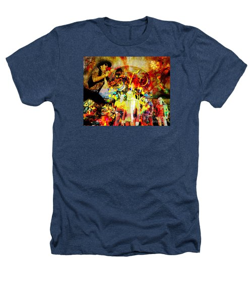 Stone Temple Pilots Original  Heathers T-Shirt by Ryan Rock Artist