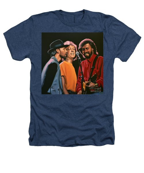 The Bee Gees Heathers T-Shirt by Paul Meijering