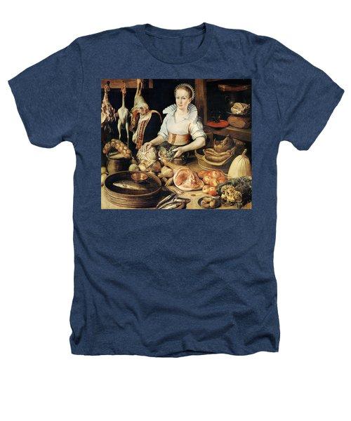The Cook Heathers T-Shirt by Pieter Cornelisz van Rijck