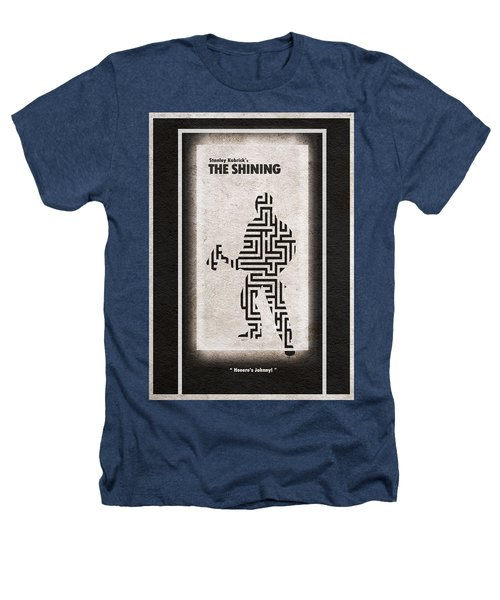 The Shining Heathers T-Shirt by Ayse Deniz