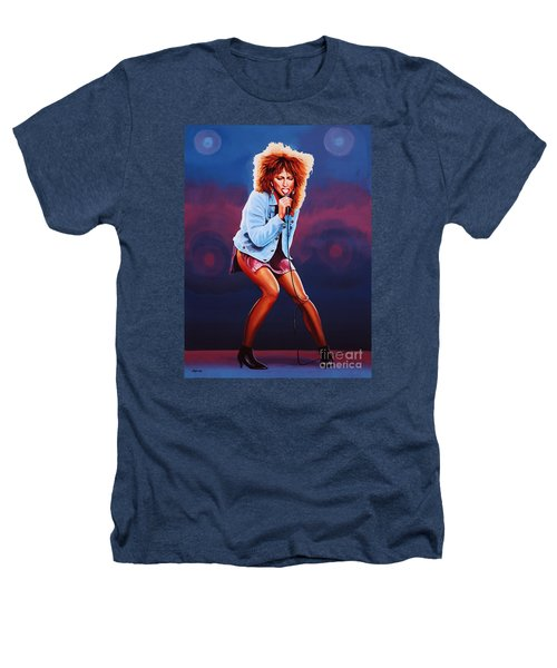 Tina Turner Heathers T-Shirt by Paul Meijering