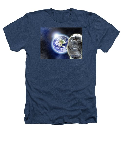 Alone In The Universe Heathers T-Shirt by Stefano Senise