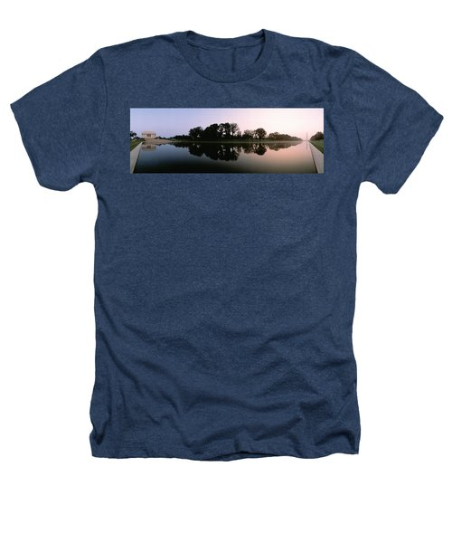Washington Dc Heathers T-Shirt by Panoramic Images