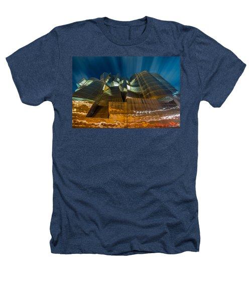 Weisman Art Museum Heathers T-Shirt by Mark Goodman