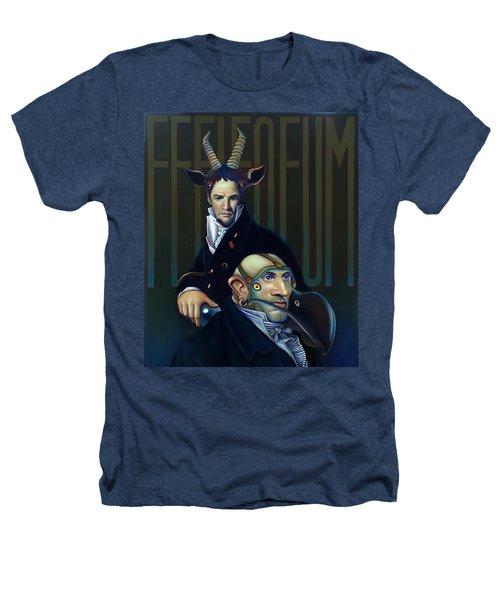 Yak Andrew Bienstjalk Heathers T-Shirt by Patrick Anthony Pierson