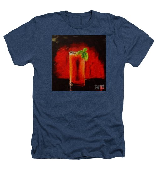 Bloody Mary Coctail Heathers T-Shirt by Dragica  Micki Fortuna