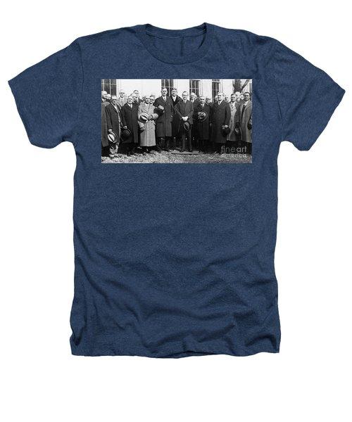 Coolidge: Freemasons, 1929 Heathers T-Shirt by Granger
