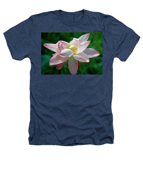 Pink Attraction Heathers T-Shirt by LeeAnn McLaneGoetz McLaneGoetzStudioLLCcom
