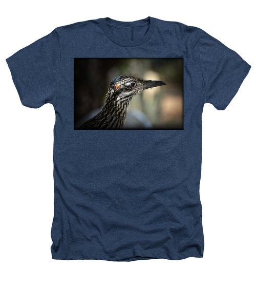 Portrait Of A Roadrunner  Heathers T-Shirt by Saija  Lehtonen