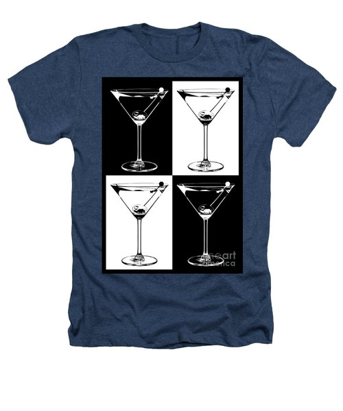 Classic Martini  Heathers T-Shirt by Jon Neidert