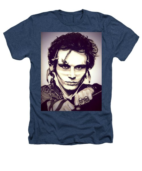 Adam Ant Heathers T-Shirt by Fred Larucci