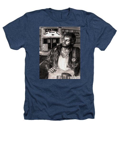 Bruce Springsteen Heathers T-Shirt by Kathleen Kelly Thompson