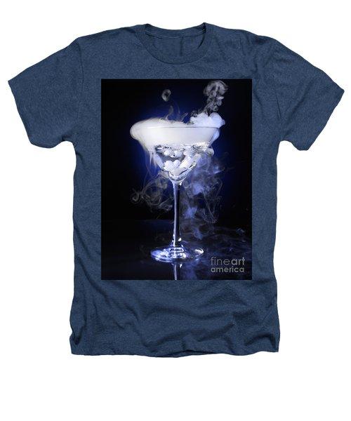 Exotic Drink Heathers T-Shirt by Oleksiy Maksymenko
