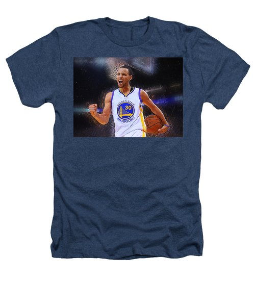 Stephen Curry Heathers T-Shirt by Semih Yurdabak