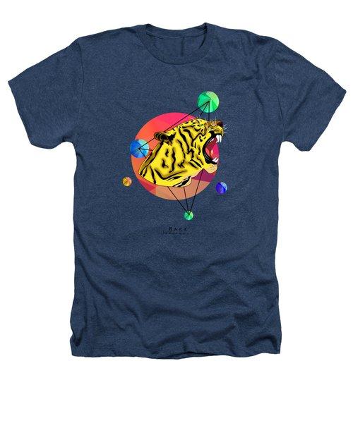 Tiger  Heathers T-Shirt by Mark Ashkenazi