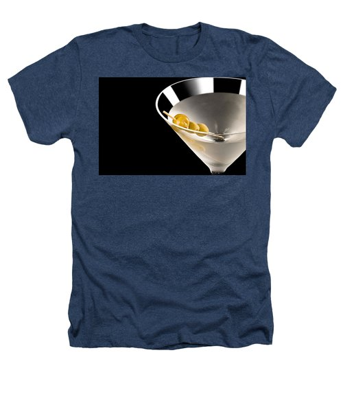 Vodka Martini Heathers T-Shirt by Ulrich Schade