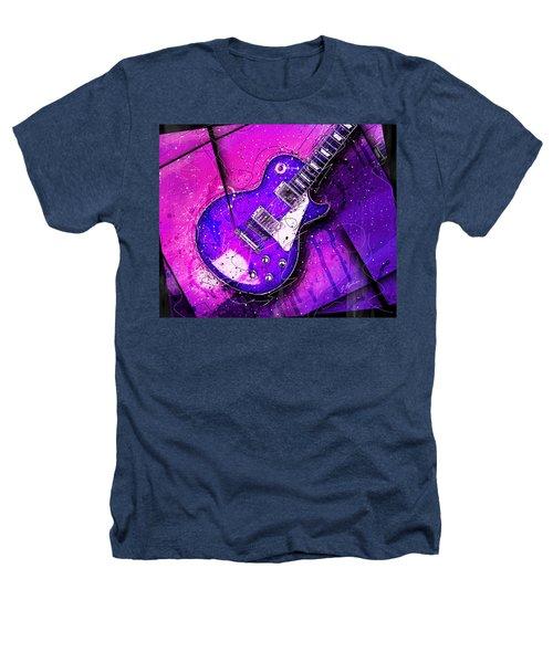 59 In Blue Heathers T-Shirt by Gary Bodnar