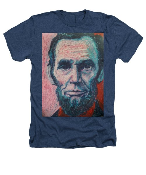 Abraham Lincoln Heathers T-Shirt by Regina WARRINER