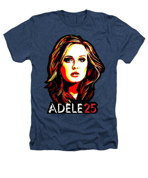 Adele 25-1 Heathers T-Shirt by Tim Gilliland