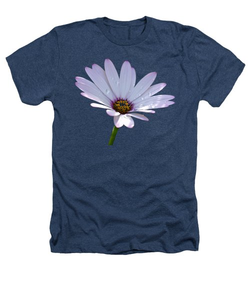 African Daisy Heathers T-Shirt by Scott Carruthers