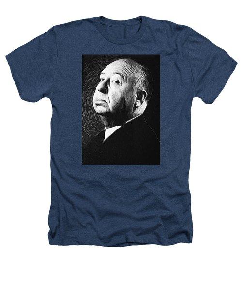 Alfred Hitchcock Heathers T-Shirt by Taylan Apukovska